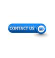 web contact icon vector image