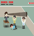 Accelerate business vision vector image
