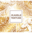 light white and golden marble texture abstract vector image