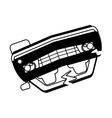 car isurance service icon vector image