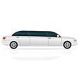 car limousine vector image