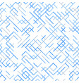 abstract geometric background random lines pattern vector image