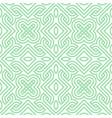 geometric seamless ornament vector image