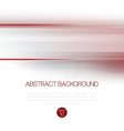 abstract technology background with lines vector image