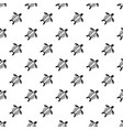 turtle pattern vector image