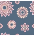 Abstract Floral Seamless vector image