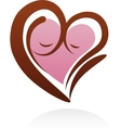motherhood icon and symbol vector image