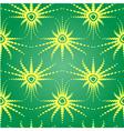 Retro optical seamless pattern vector image