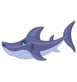 Cute Shark vector image vector image