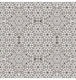 Delicate pattern in arabic style vector image
