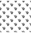 seaweed pattern vector image