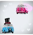 Two in Love Cartoons vector image