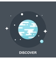 Discover vector image