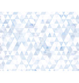 Background triangle abstract web page backgr vector image