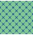 Star blue pastel seamless pattern vector image
