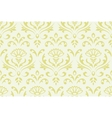 Classic floral seamless ornate background vector image vector image