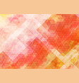 six coving wave abstract background for design vector image