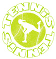 Tennis icon design vector image