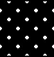 monochrome seamless pattern small dots texture vector image