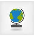 globe design element vector image