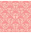 seamless background with lace ornament vector image