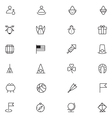 User Interface Icons 16 vector image