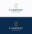 S Company logo 02 vector image