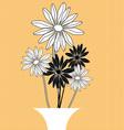 vase vector image