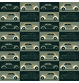 retro cars vector image vector image