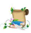 Writing Accessories vector image