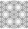 Monochromatic pattern on Islamic motif vector image