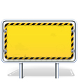 Industrial Billboard vector image