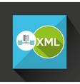 xml language data base storage vector image