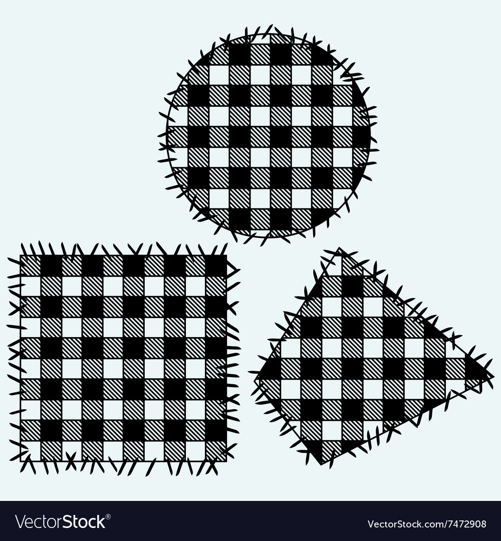 Set patchwork vector