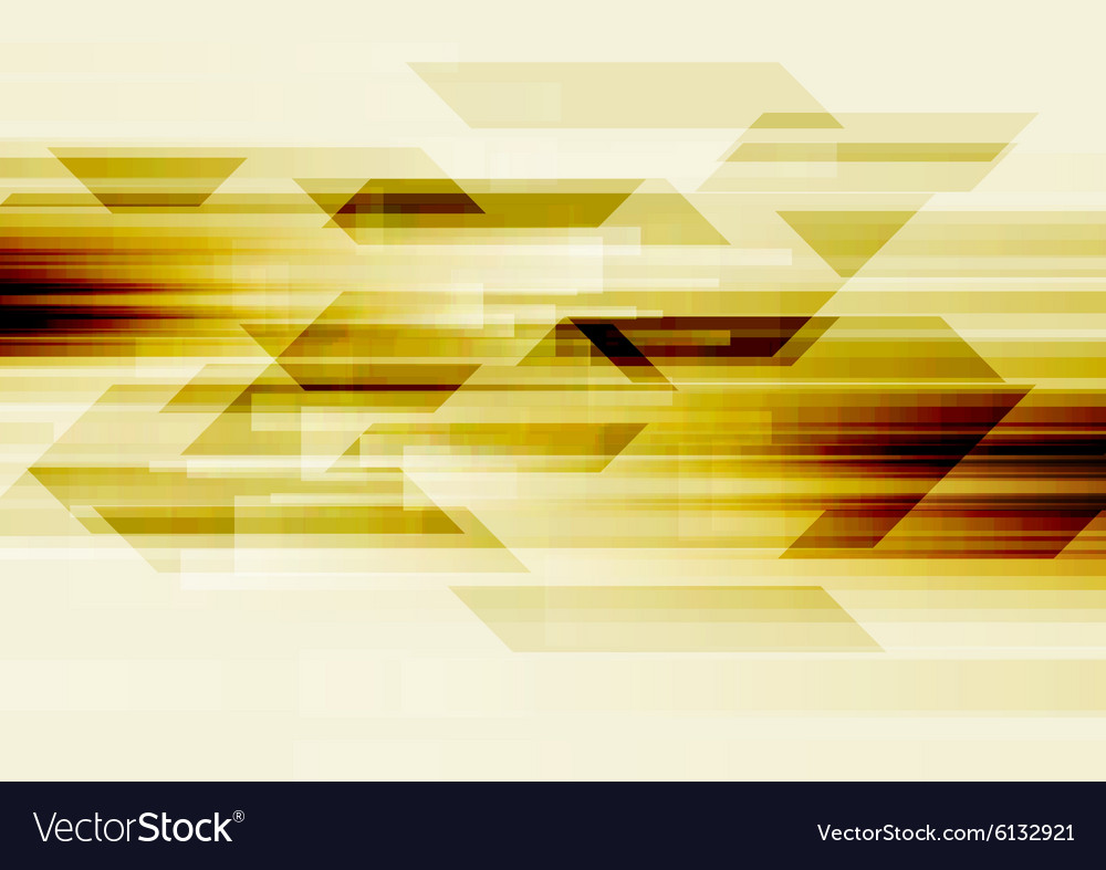 Grunge tech motion abstract background vector
