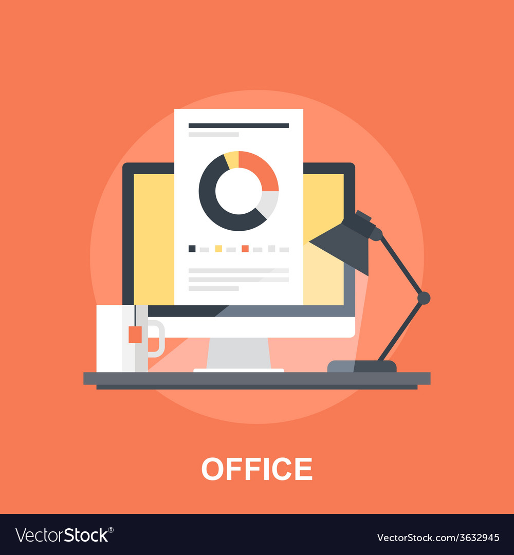 Office vector