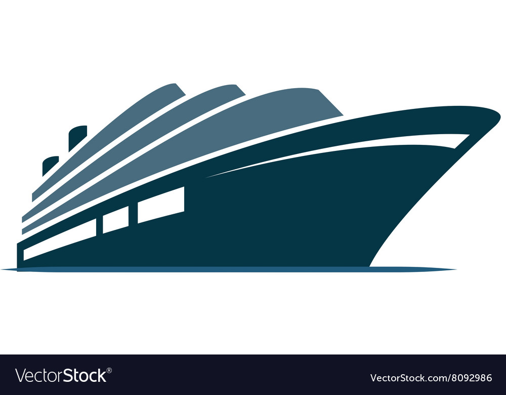 Cruiseship380x400 vector