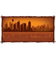 sydney australia skyline vector image