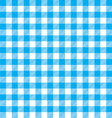 tablecloth background blue seamless pattern vector image