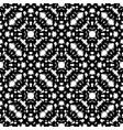 repeat ornamental texture vector image