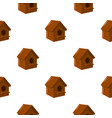 birdhouse icon of for web and vector image