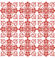 Slavic ornament for embroidery vector image