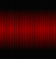 red and black striped background vector image
