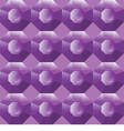 seamless background of purple gemstones vector image