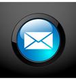 button envelope vector image
