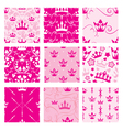 crown seamless 380 vector image