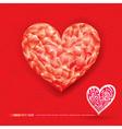 Happy Valentines vector image