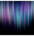 nothern shine violet vector image