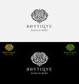 Royal Boutique Logo vector image
