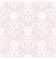 Classic seamless floral ornate background vector image vector image